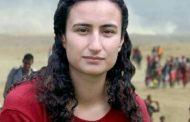 بيان استشهاد الشهيدة نوجيان آرهان