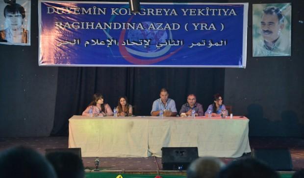 انطلاق المؤتمر الثاني لاتحاد الاعلام الحر