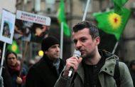 على خطى الشهيد خليل داغ يعانق المقاتل والإعلامي محمد آك صوي الشهادة في روج آفا