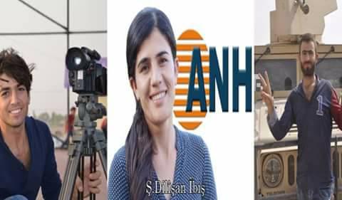 دلشان شهيدة الحقيقة والاعلام الحر في ثورة روجافا