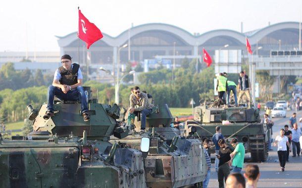 الجيش التركي يتأهب لدخول محافظة إدلب السورية