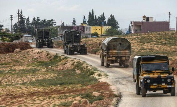 سوريا تطالب بانسحاب