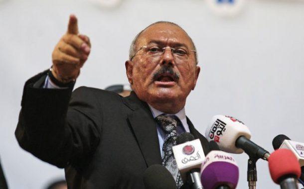 مقتل الرئيس اليمني السابق علي صالح