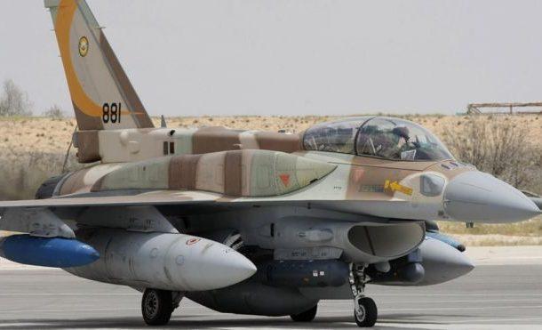 إسرائيل أطلقت صواريخ على منشأة عسكرية في ريف دمشق