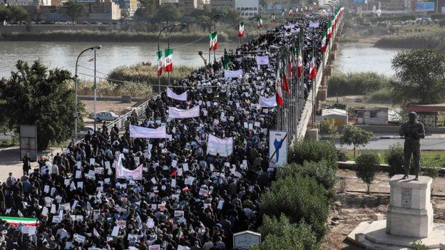 إيران تشكو إلى الأمم المتحدة
