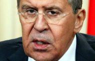 لافروف يلتقي دي مستورا لبحث تطورات الأوضاع في سوريا