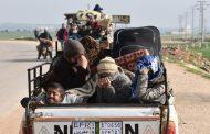 الأمم المتحدة: نازحو عفرين يفوقون نازحي الغوطة الشرقية