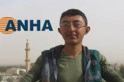 فقدان مراسل لوكالة هاوار لحياته واصابة آخرين