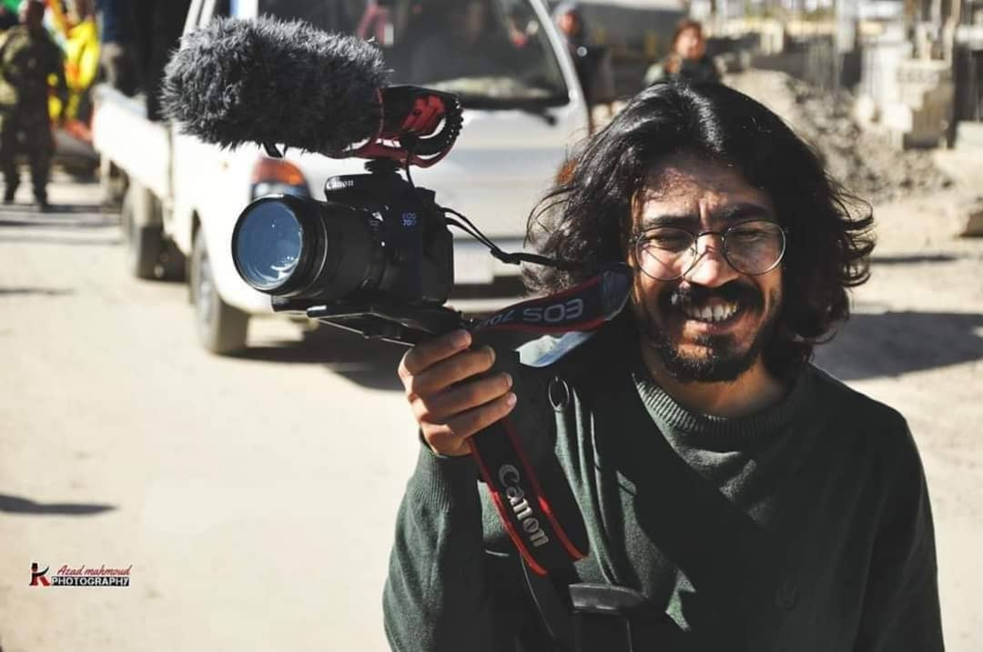وداد مخرج للأفلام الوثائقية يفقد حياته في سريه كانييه/رأس العين